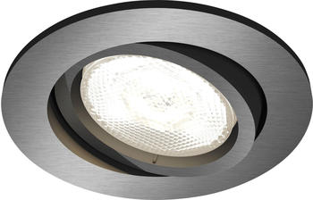 Philips LED Shellbark 4.5W grau (50201/99/P0)