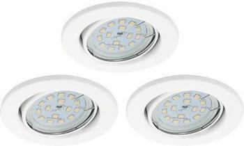 Briloner LED 3x5W (8315-036)