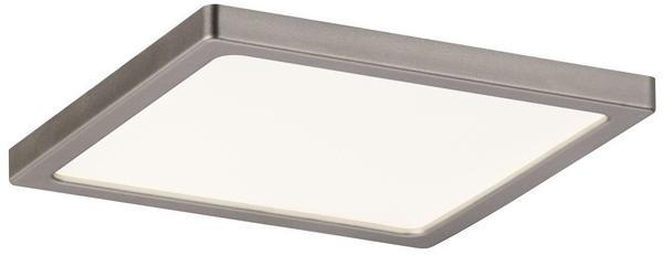 Paulmann LED Einbaupanel Areo IP23 eckig 8W 3000K Nickel matt (929.53)