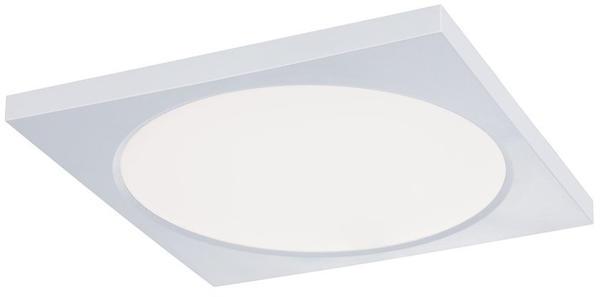 Paulmann LED Einbaupanel WarmDim IP65 eckig 9W weiß (928.02)