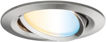 Paulmann SmartHome ZigBee LED Nova Plus 6W Eisen gebürstet (929.61)