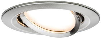 Paulmann SmartHome ZigBee LED Nova Plus 6W DIM Eisen gebürstet (929.58)