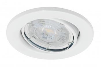 Briloner LED Einbauleuchten 3x5W 2700K rund weiß 3er-Set (7256-036)