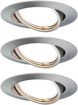 paulmann-led-base-rund-3x5w-coin-schwenkbar-stufendimmer-eisen-gebuerstet-93425