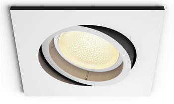 Philips Hue White & Color Ambiance Centura eckig Bluetooth weiß (50551/31/P7)