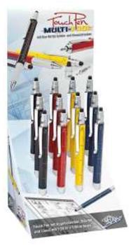 Wedo Touch Pen Multi-Tool mehrfarbig