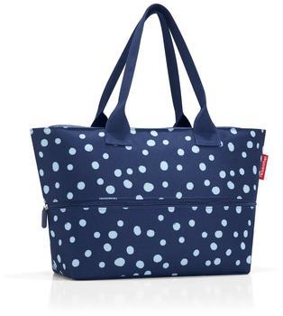 Reisenthel Shopper e¹ spots navy