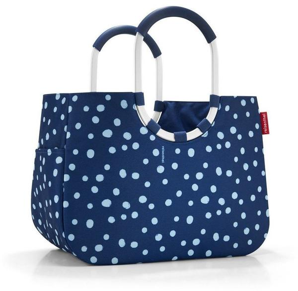 Reisenthel Loopshopper L spots navy