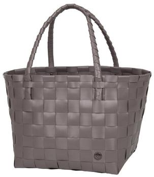 Handed by Shopper Paris stone brown