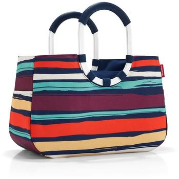 Reisenthel Loopshopper M artist stripes