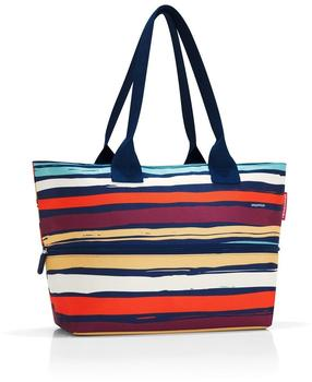 Reisenthel Shopper e¹ artist stripes