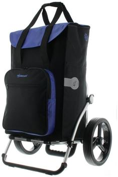 Andersen Royal Shopper Wismar black/blue