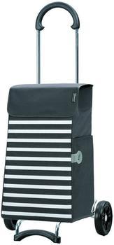 Andersen Scala Shopper Liz grey stripes