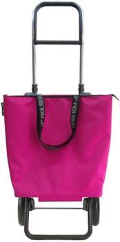 Rolser Logic RG Mini Bag Plus fuchsia