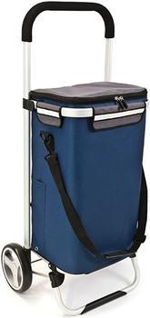 bremermann Einkaufstrolley blau (43013)