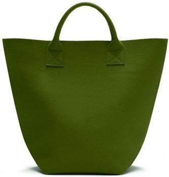 HEY-SIGN Carry Shopper olive