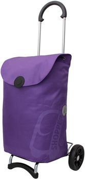 Andersen Scala Shopper Pepe purple
