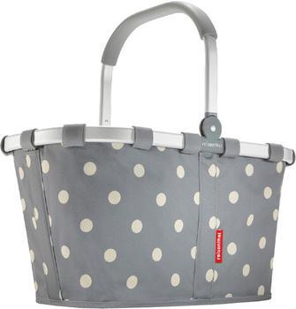 Reisenthel Carrybag grey dots (BK1009)
