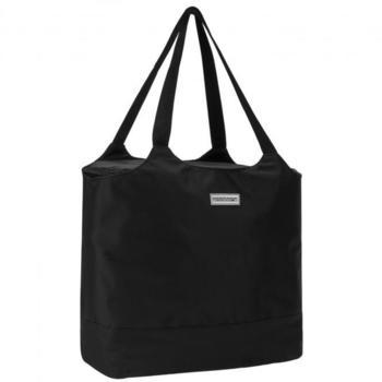 anndora 2 in 1 Isolier- und Einkaufstasche schwarz (TW-1804N)
