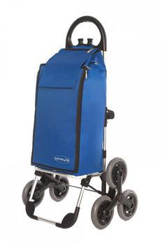 Sundo Homecare Einkaufstrolley Treppensteiger blau (30500)