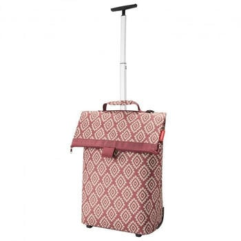 Reisenthel Trolley M diamonds rouge