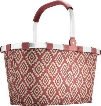 Reisenthel Carrybag diamonds rouge