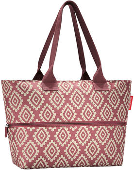 reisenthel-shopper-e-diamonds-rouge