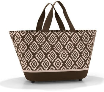 Reisenthel Shoppingbasket diamonds mocha
