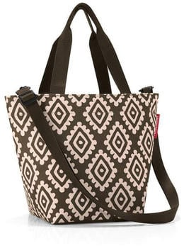 Reisenthel Shopper XS diamonds mocha
