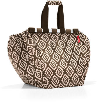 Reisenthel Easyshoppingbag diamonds mocha