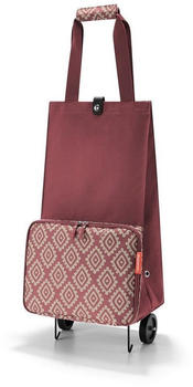 reisenthel-foldabletrolley-diamonds-rouge