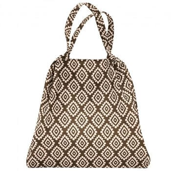 Reisenthel Mini Maxi Loftbag diamonds mocha