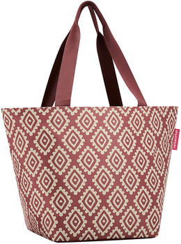 reisenthel-shopper-m-diamonds-rouge