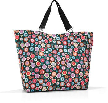 reisenthel-shopper-xl-happy-flowers