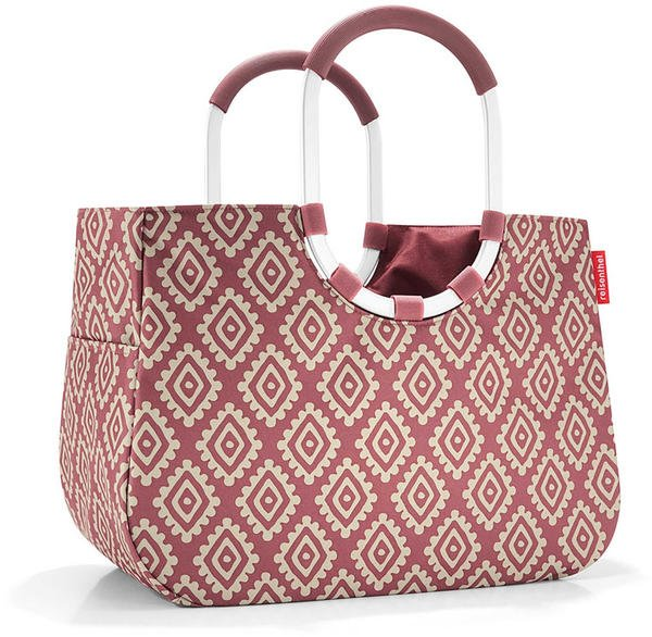 Reisenthel Loopshopper L diamonds rouge