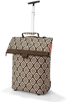 Reisenthel Trolley M diamonds mocha