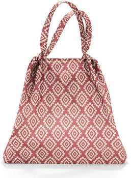 Reisenthel Mini Maxi Loftbag diamonds rouge