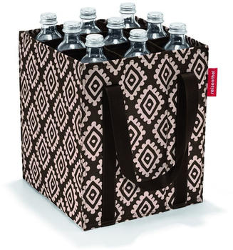 Reisenthel Bottlebag diamonds mocha