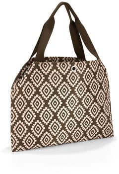 Reisenthel Changebag diamonds mocha
