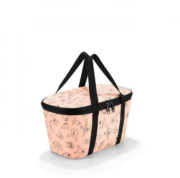 Reisenthel Coolerbag XS Kids cats and dogs rose