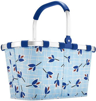 Reisenthel Carrybag leaves blue