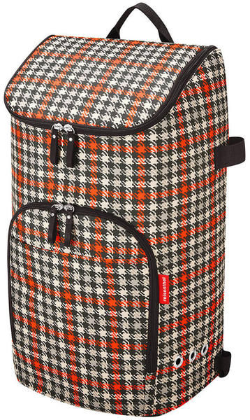 Reisenthel Citycruiser Bag glencheck red