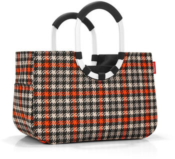 Reisenthel Loopshopper M glencheck red