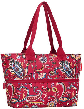 Reisenthel Shopper e¹ paisley ruby