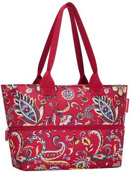 reisenthel-shopper-e-paisley-ruby