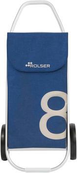 Rolser Tweed 8 blue