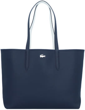 Lacoste Anna Shopper (NF2142AA) navy/white