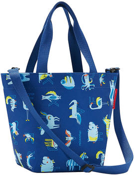 Reisenthel Shopper Youth ABC friends Blue