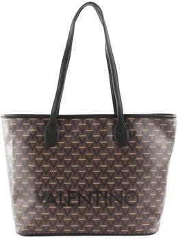 Valentino Bags Luito Shopper Schwarz/multicolor