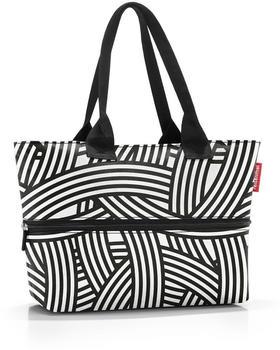 Reisenthel Shopper e¹ zebra (RJ1032)